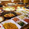 Kyoumanzarakasane - 料理写真: 京都の居酒屋まんざら亭が素材・味にこだわり、 ひとてまかけた京まんざらの「おばんざい」。