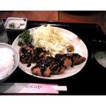 マジョリカ - ヒレカツ定食です★ミ なんと900円!!この他に副菜も付きマス♪