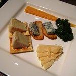 2782807 - チーズ盛り合わせ