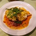 27821911 - 若鶏ムネ肉とチーズ、ナッツ、たまごのオーブン焼き