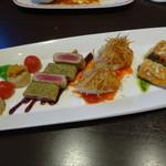 クーネルキッチン - シェフオリジナル魚介料理