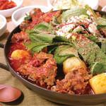 親庭 - ガムジャタン(豚骨鍋)
