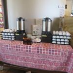 カフェ クロスロード - セルフでコーヒー&紅茶が飲める