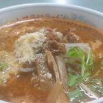 ヒマラヤラーメン - トマト坦々麺