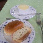 ヴァン・ヴェール - パンとバター