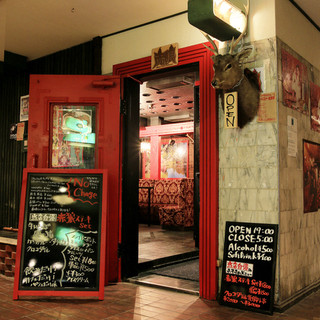 千日前味園ビル2Fにミリタリー食堂オープン!