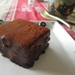 喫茶 萩 - 料理写真:萩・チョコレートケーキ