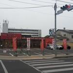 ドラゴンラーメン - 佐賀・大財一丁目交差点