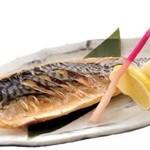 江戸前がってん寿司 - とろサバ塩焼き