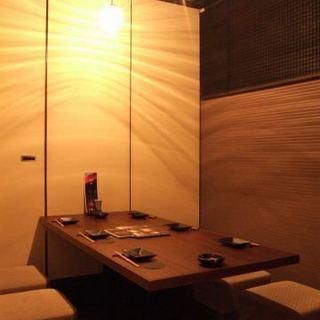 6名様掘り炬燵完全個室