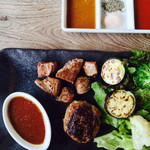 獅子丸 - ステーキ&ハンバーグ 鉄板焼