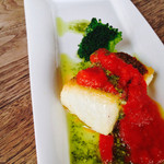 獅子丸 - 鮮魚の鉄板焼