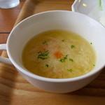 メリーカフェ - スープ