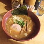 麺場 七人の侍 - ¥650 中華そば