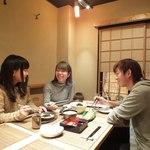川村料理平 - 女子会や同窓会に掘り炬燵式完全個室