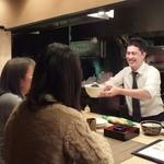 川村料理平 - お一人さまからでもOKなカウンター席