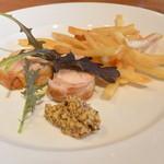 イル・ピアーノ - 2014/05 鶏モモ肉のロースト ランチ1,800円