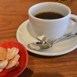 イル・ピアーノ - 2014/05 コーヒー ランチ1,800円