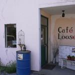 カフェ デ ルース - 入口はこちら