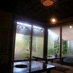 嵯峨野 - お座敷