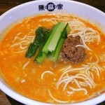 陳麻家 - 担々麺♡この細麺、好きやわ~♡