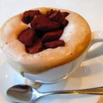 Café Buono - チョコチップクッキーラテ