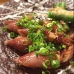 宇木央 - ホタルイカ美味し♥️
