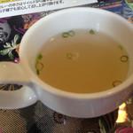 カレーの店 マヤ - スープ
