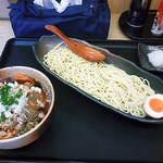 27853827 - つけ麺醤油750円(2009年)
