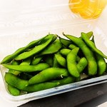 庵 - 枝豆