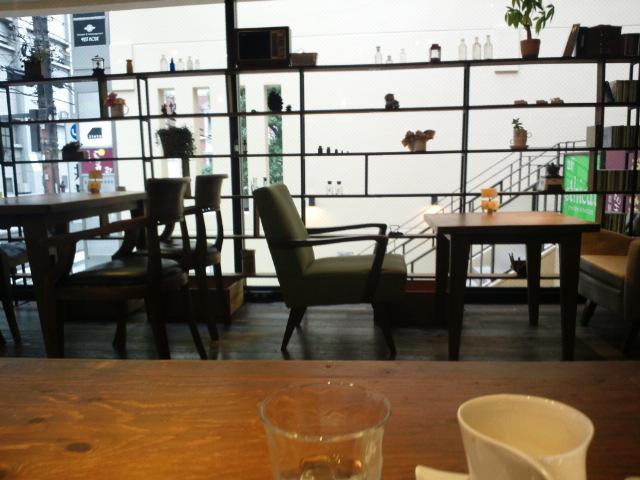 カフェ ジンタ