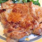 マナ - チキンのとうがらし焼き 880円