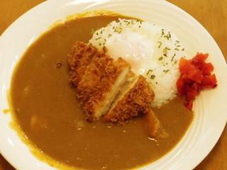 手づくりキッチン マルミツ 小野店 - 奥美濃古地鶏親子カレー