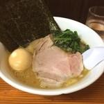 大黒家 - ラーメン 味玉