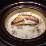27859435 - 真鯛の土鍋めし