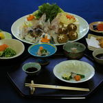 き乃ゑ - ふぐ鍋イメージ