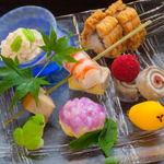 き乃ゑ - 鱧懐石料理イメージ