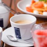 イタリア「ラバッツァ」のコーヒー