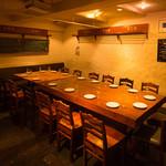 キッチン・イシガキ - ー16名様用半個室