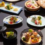 き乃ゑ - 筍懐石イメージ