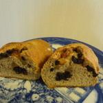 パンの家 ラ・ママン - ライ麦30をカット