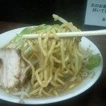 アタゴロウ - 麺