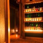 個室居酒屋 東京燻製劇場 - 獺祭、醸し人九平次、新政、来福、東洋美人etc有名地酒、希少地酒取り揃えてます!
