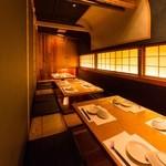 個室居酒屋 東京燻製劇場 - 大門・浜松町での合コン、女子会、接待、歓送迎会など