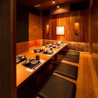 浜松町・大門での合コン、女子会、接待、誕生日…個室宴会に最適