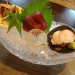 寿司・割烹 仙岳 - お造り