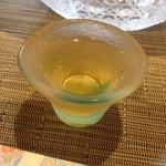 寿司・割烹 仙岳 - 食前酢