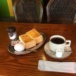 南蛮茶館 - モーニング