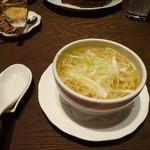 中国料理 燦宮 - 汁そば