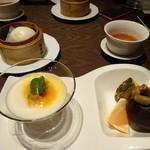 中国料理 燦宮 - デザート